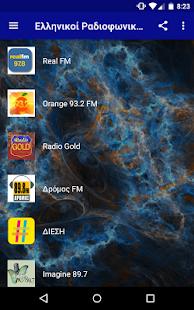Popular Greek Radios - náhled