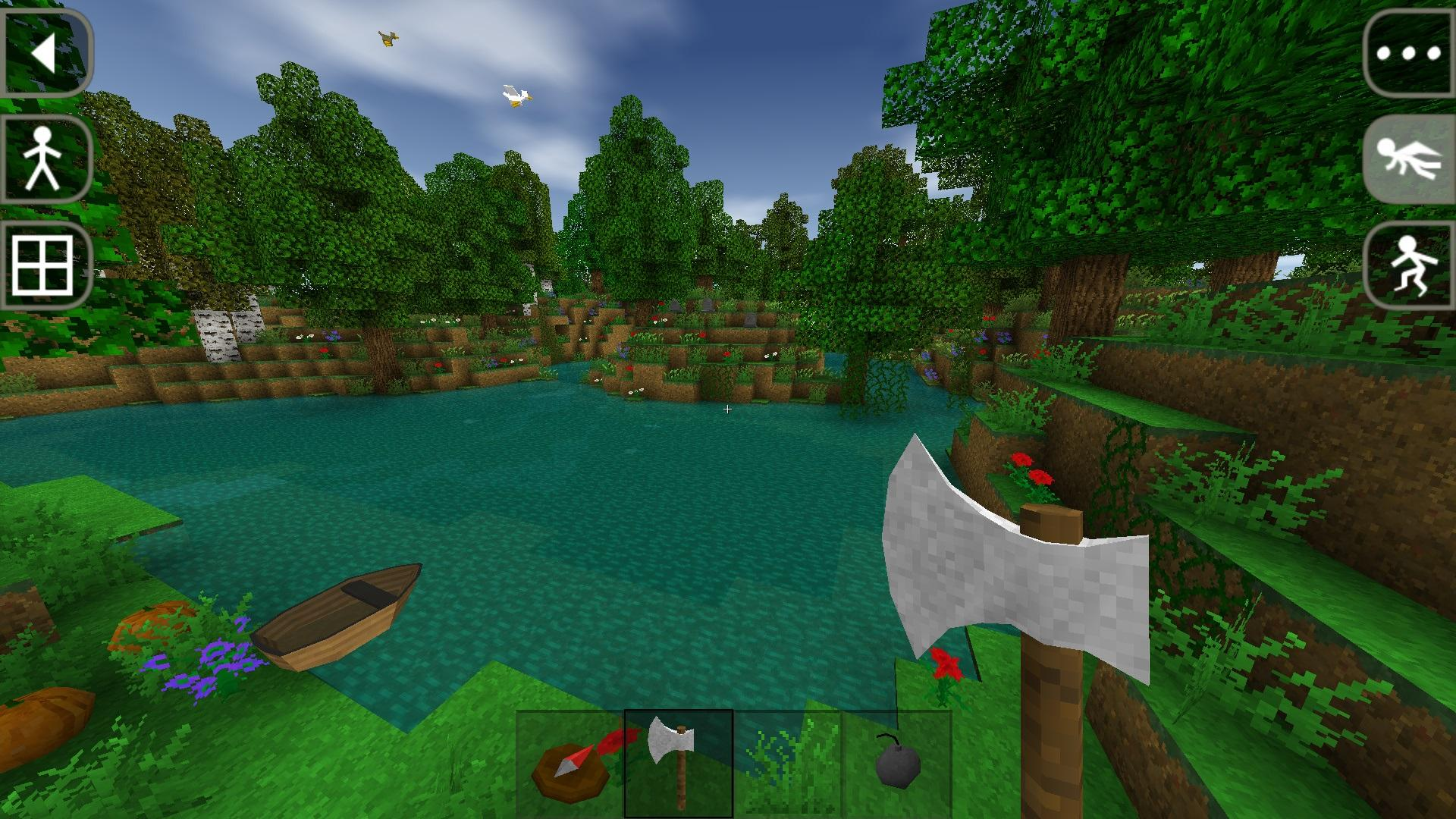 Survivalcraft screenshot #1