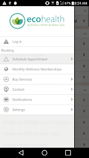 EcoHealth Wellness Center- screenshot thumbnail