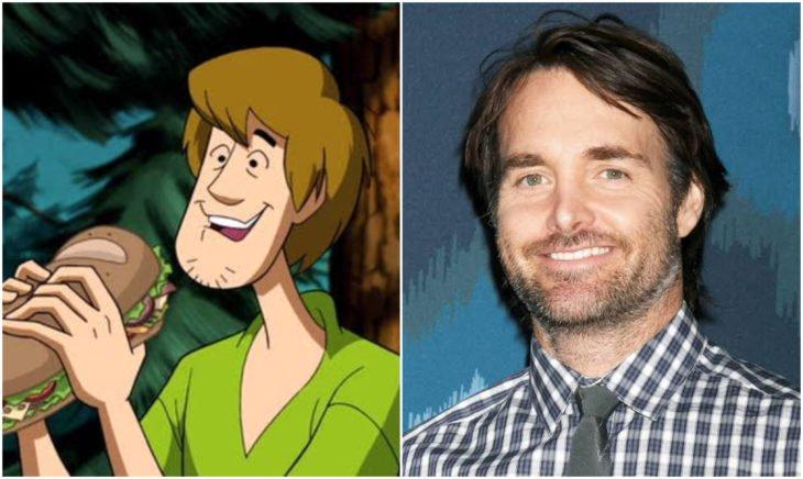 Will Forte como Shaggy en Scooby Doo