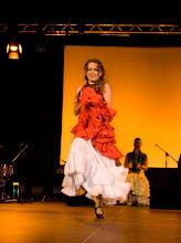 Photo: Manuela tańczy Bulerias - Małgorzata Wołyńczyk