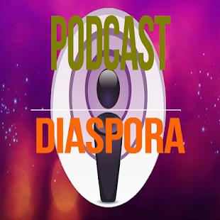 diaspora podcast - náhled