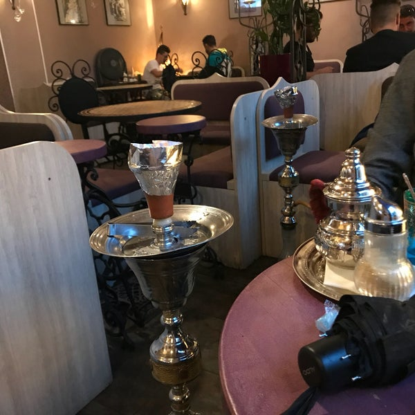 Andalous Shisha Lounge Prague