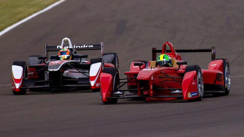 Watch Formula E: Season Preview II live