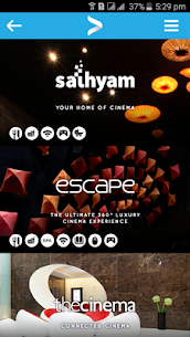 SPI Cinemas Movie Tickets App Download For Android and iPhone 4