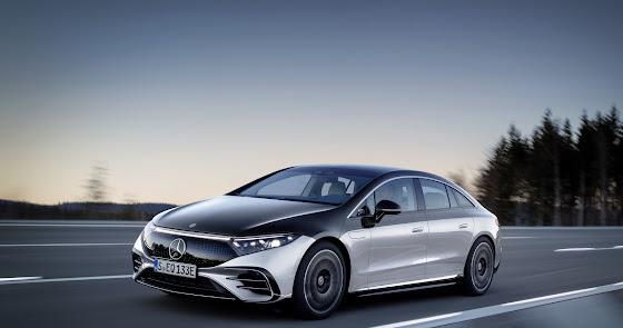 Saveres nos confirma que Mercedes Benz se prepara para ser totalmente eléctrica