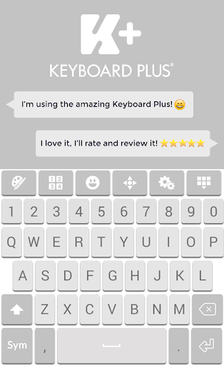 Keyboard for S6 Edge