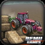 Farm Tractor Parking