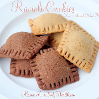 Ravioli Cookies