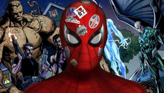 Resultado de imagem para Homem-Aranha: Longe de casa