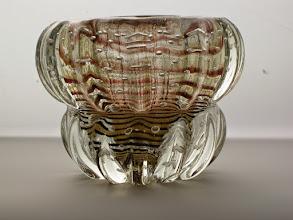 Photo: Barovier zebrati, bullicante vase