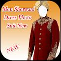 Men Sherwani Dress Photo Suit New icon