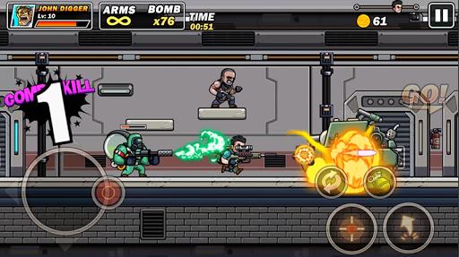 Télécharger Metal Sold : Super Shooter Slug mod apk screenshots 2
