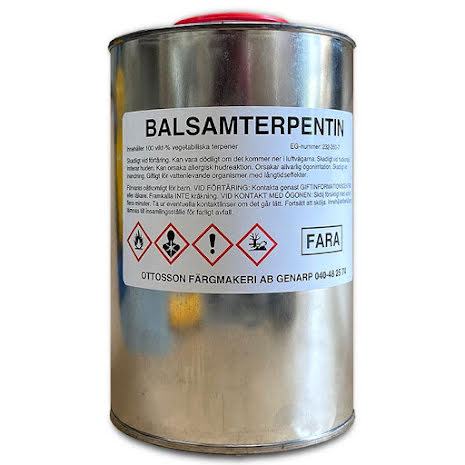 Ottosson 1L Balsamterpentin