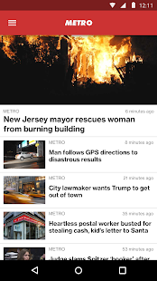 New York Post for Phone: miniatura de captura de pantalla