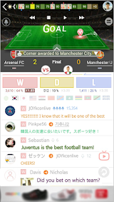 LIVE Score - the Fastest Real-Time Score Apk Download Free for PC, smart TV