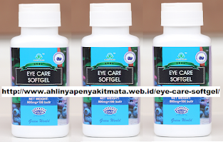 Eye Care Softgel - Follow Us