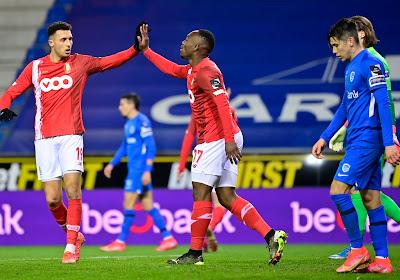 Le Standard de Liège arrache le partage à Genk