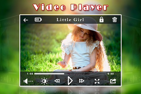 MX HD Player - náhled