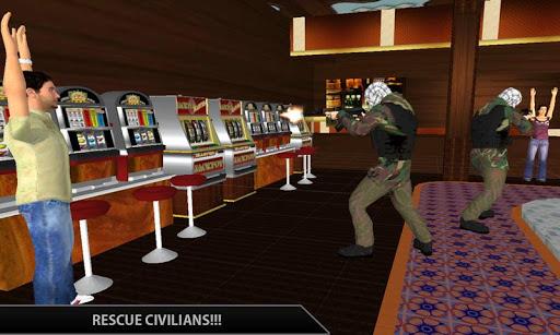 拉斯维加斯警方赌场3D