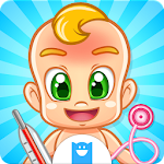 Little Baby Doctor Icon