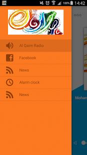 QAIM RADIO - náhled