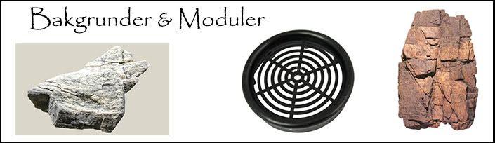 Bakgrunder & Moduler