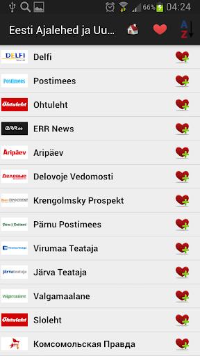 Eesti Ajalehed ja Uudised