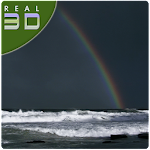 Rainbow Ocean Live Wallpaper Icon