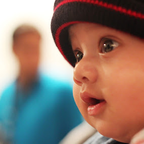 Like a Doll by Abdul Rauf Chaudhry - Babies & Children Babies ( babies, sweet, pregnant, children, baby, cute )
