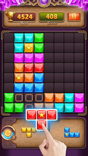 Block Puzzle Legend  captures d'écran 2