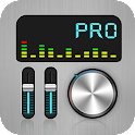 EQ & Bass Booster Pro - metal icon
