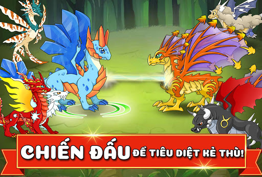 Dragon Battle Mod Full Money