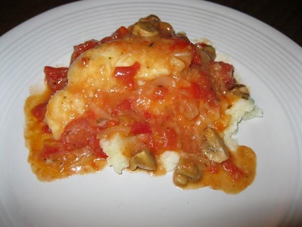 Quick Chicken Cacciatore Recipe