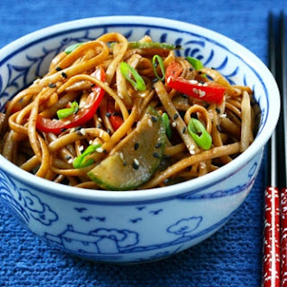 Cold Sesame Noodles Recipe