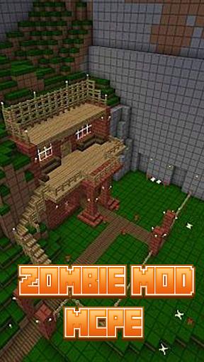 Zombie Mod For MCPE