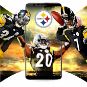 Wallpaper Pittsburgh Steelers Theme