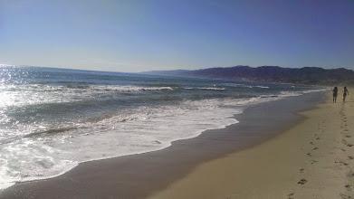 Photo: Santa Monica Beach