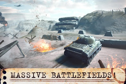 World War Heroes: WW2 Online FPS apk screenshot