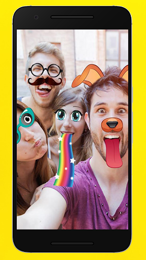 filters for snapchat : sticker design 1.5 screenshots 1