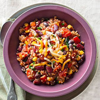 Chipotle-Quinoa Chili