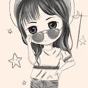 Привет Baby Girl icon