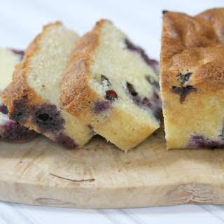Lemon Blueberry Pound Cake Recipes.