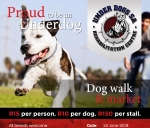 Proud to be an Underdog - Dog Walk & Market : Smuts House Museum