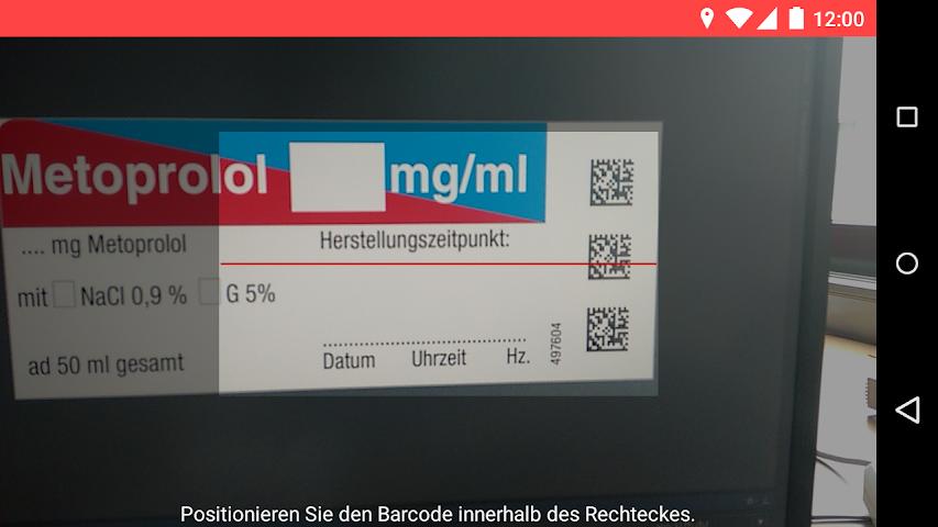 android DIVI App Screenshot 1