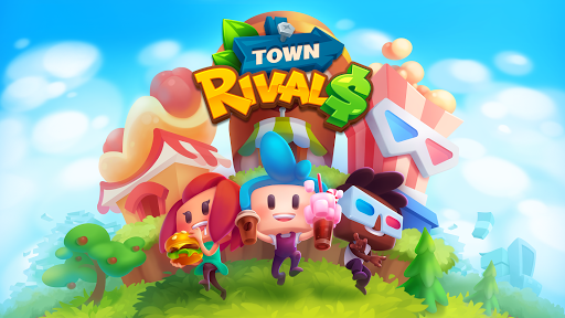 Town Rivals - PvP Idle Tycoon  screenshots 5