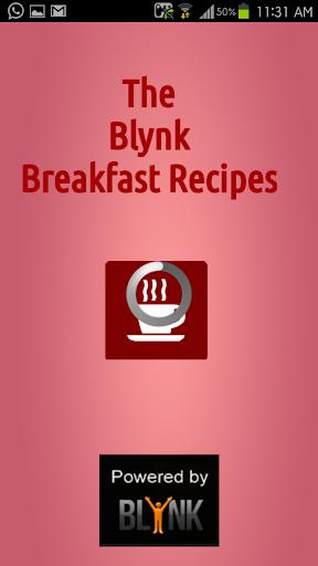 Blynk Breakfast