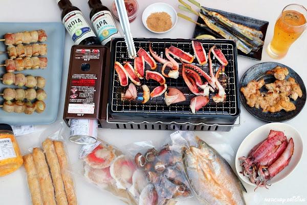 阿布潘水產|中秋烤肉、燒烤食材|活泰國蝦最大供應、帶殼蚵仔|台中海鮮市場