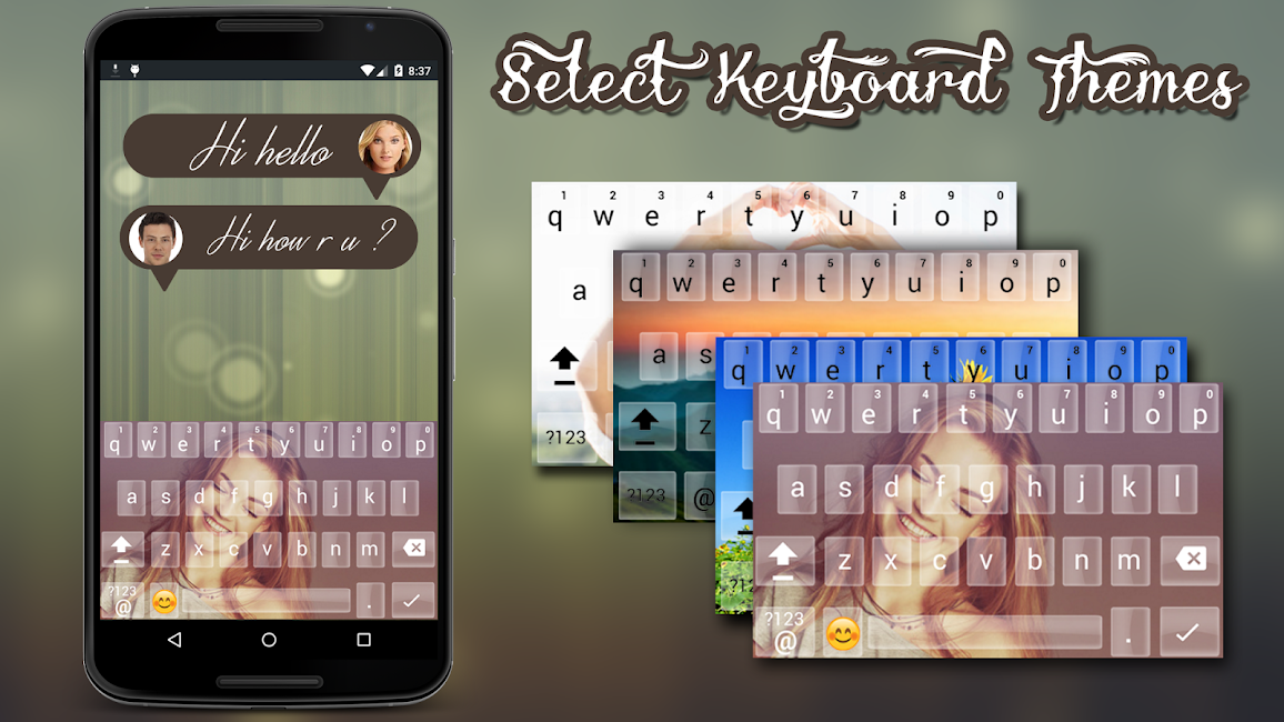 #7. Photo Keyboard Themes (Android)