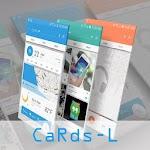 CaRds-L for KLWP v2.0